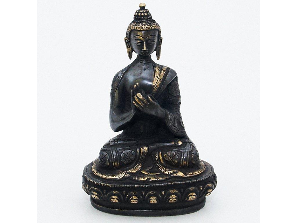 Soška kov Buddha I 19 cm