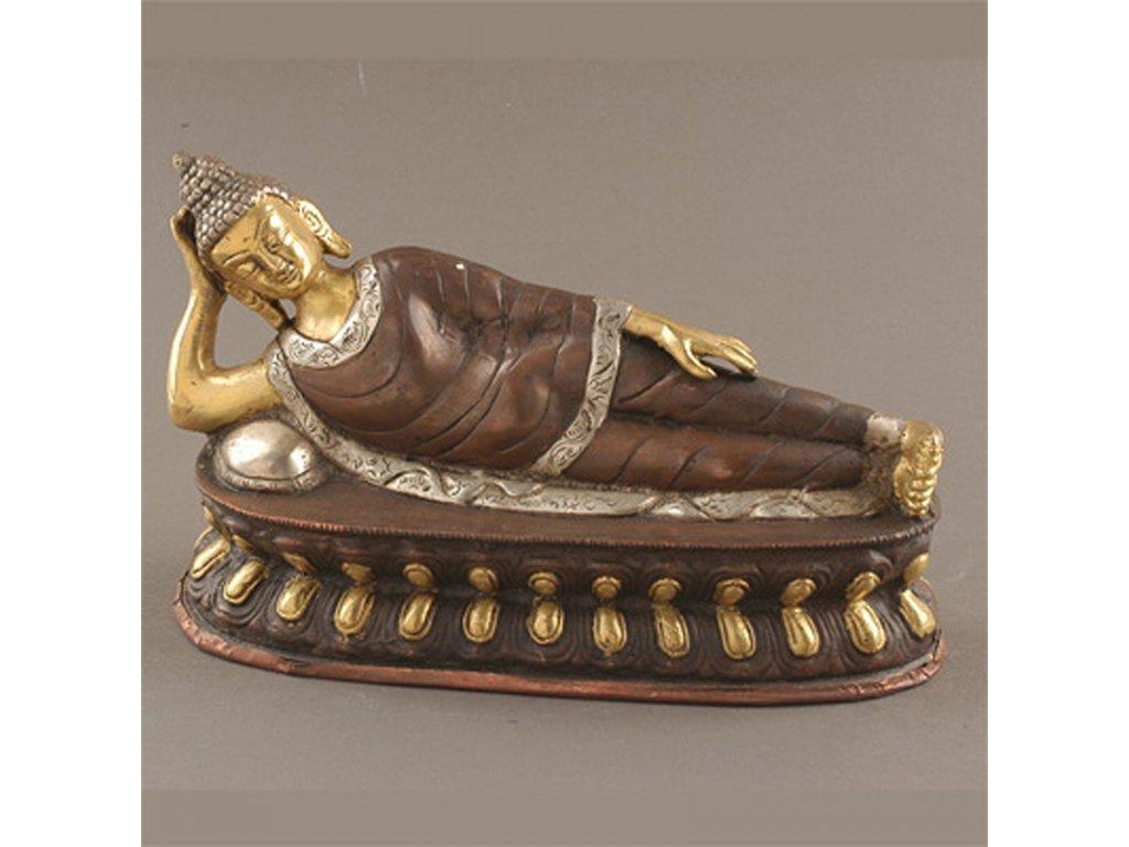Soška kov Buddha III 27 cm