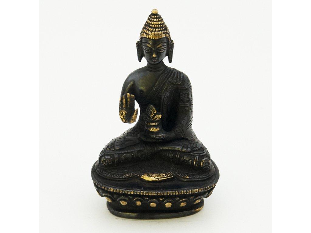 Soška kov Buddha 12 cm