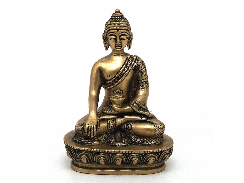 Soška kov Buddha 13,5 cm V