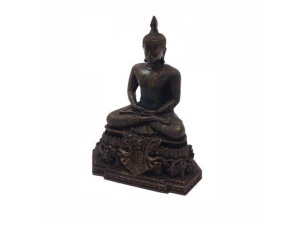 Soška resin Buddha Meditation 23 cm