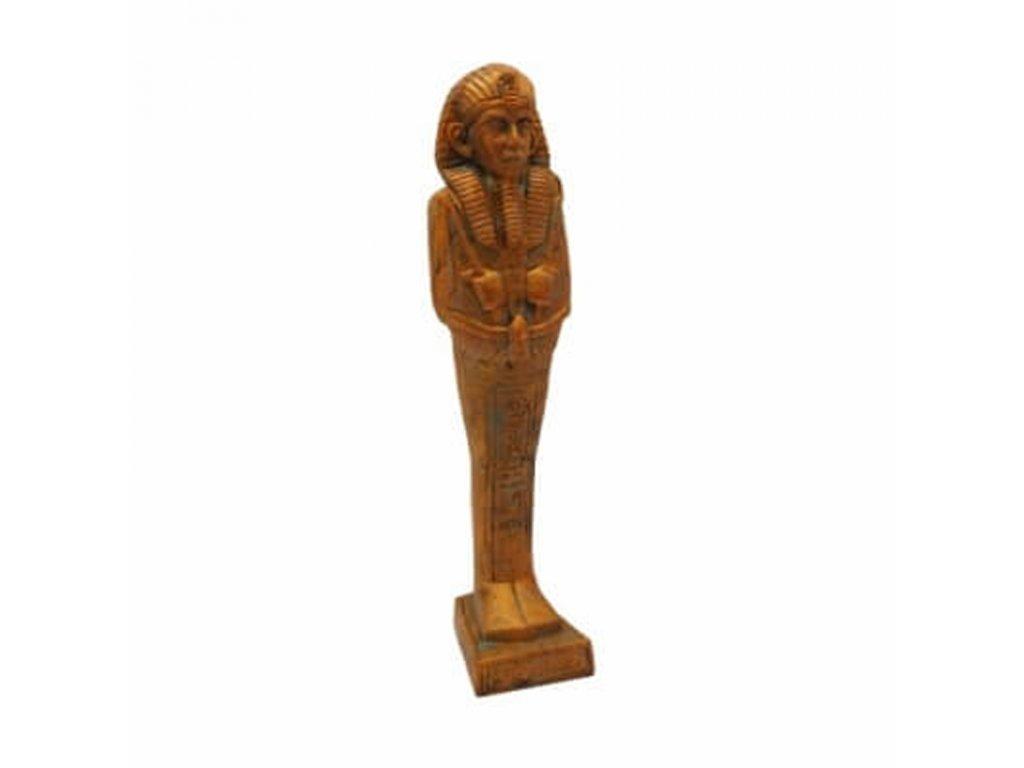 Soška resin Faraon 47 cm