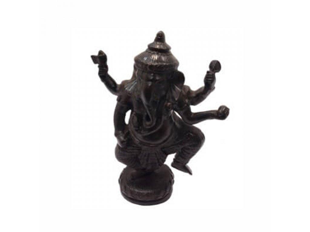Soška resin Ganesha 30 cm