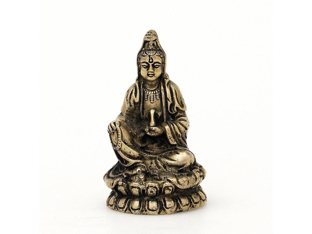 Soška kov Shiva 9 cm