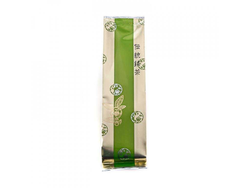 Japonský zelený čaj Sencha Fukamushi Superior 100 g