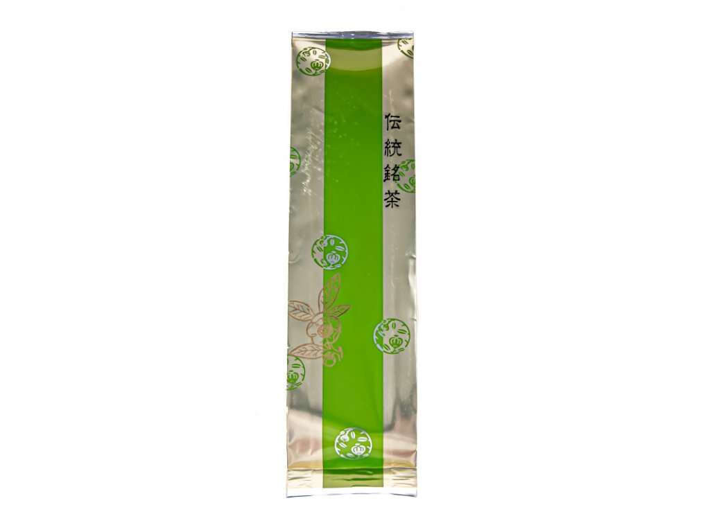 Japonský zelený čaj Genmaicha Matcha-iri 100 g