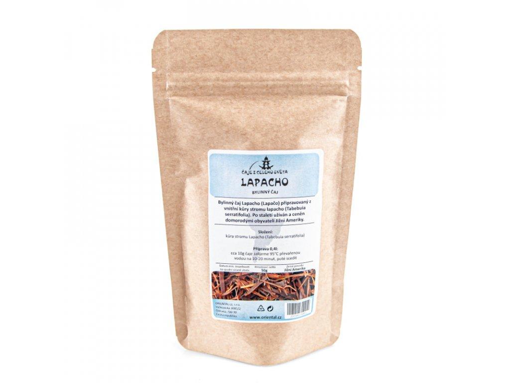 Rostlinný čaj Lapacho 50 g