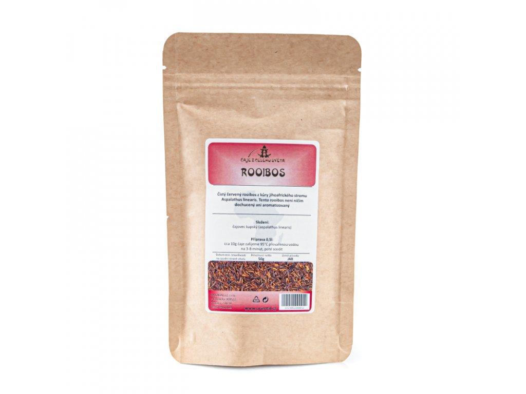 Rostlinný čaj Roibos 50 g