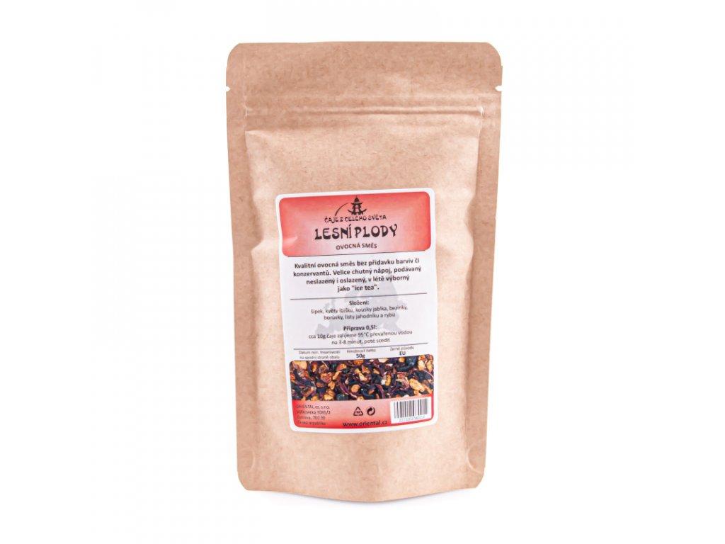 Ovocný čaj Lesní plody 50 g