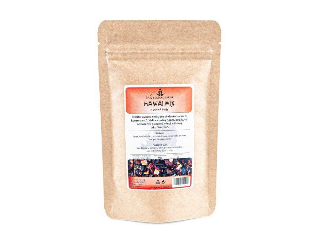 Ovocný čaj Hawaii mix 50 g