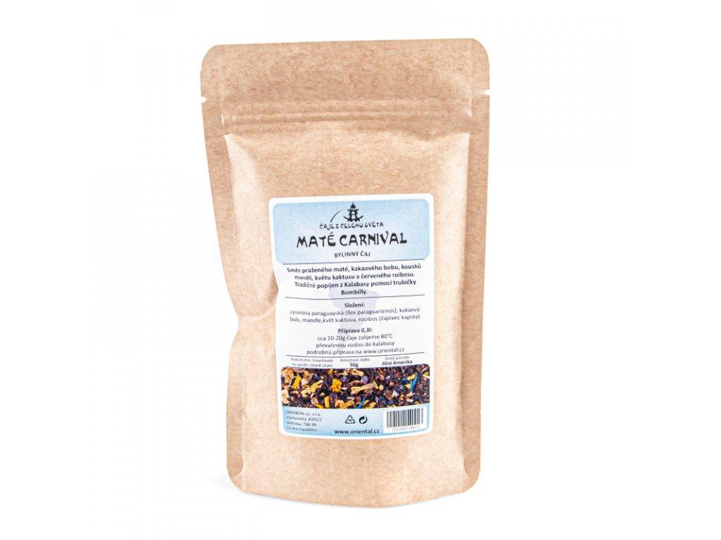 Rostlinný čaj Mate Carnival 50 g