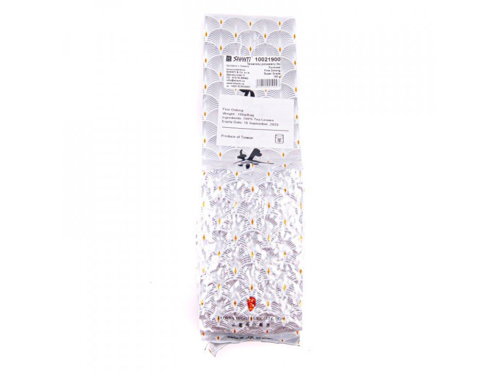 Taiwanský polozelený čaj Formosa Fine Oolong Super Grade 150 g
