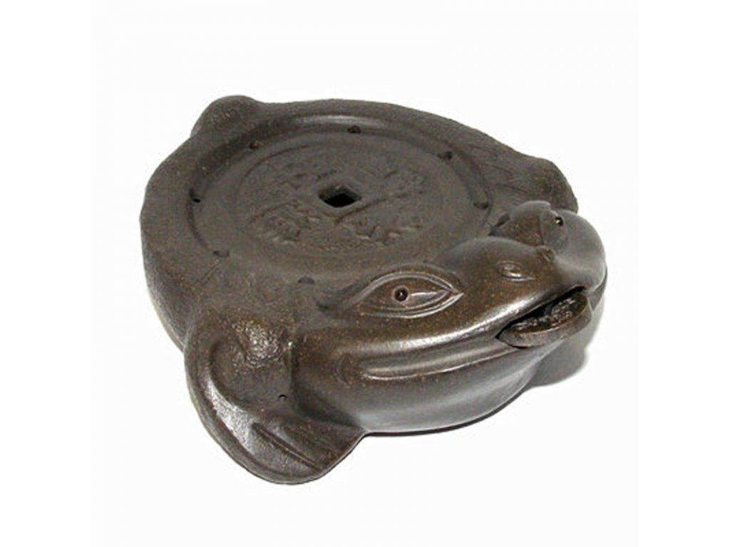 Čajový duch žába