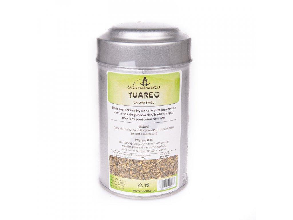 Čajová směs Tuareg 75 g dóza