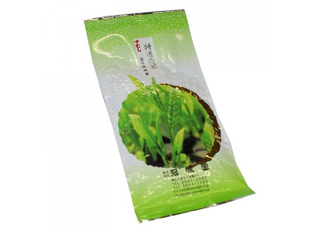 Japonský zelený čaj Choise Sencha Kawane 100 g