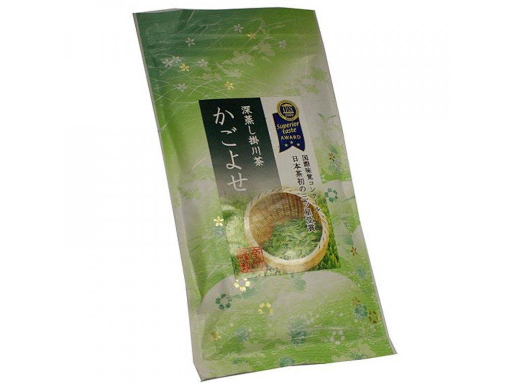 Japonský zelený čaj Tamaryokucha Sencha Kagyose 100 g