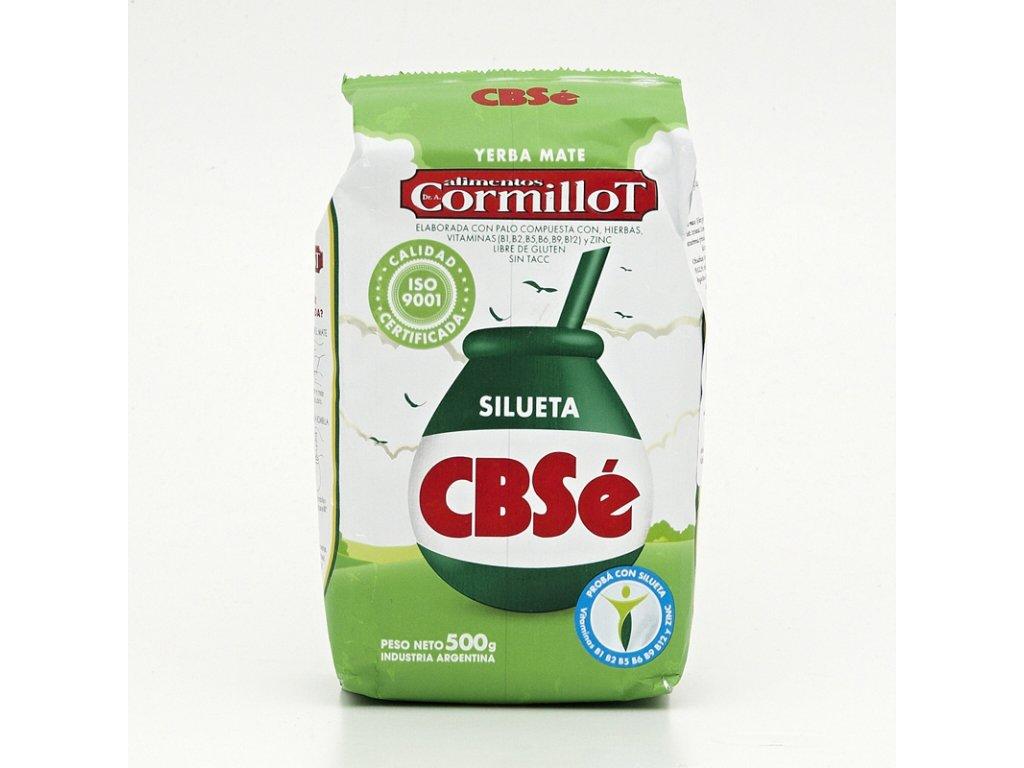 Čaj Yerba Mate CBSé Silueta 500 g