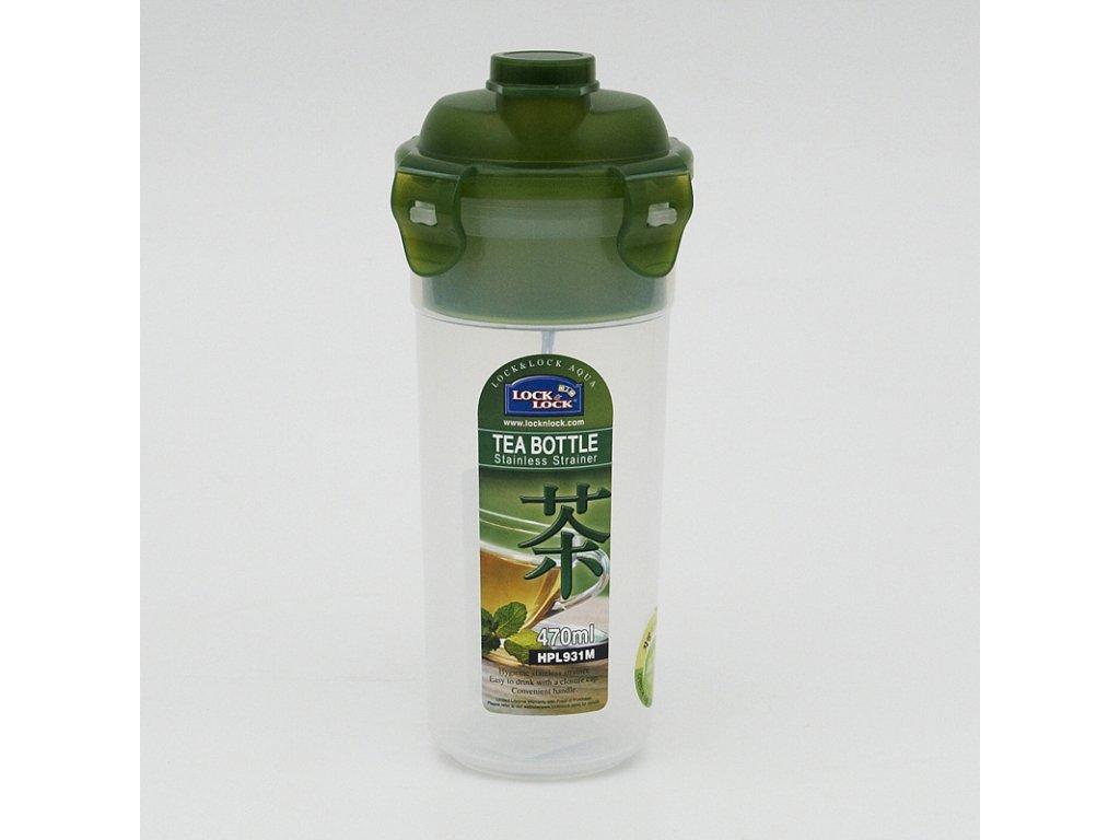 Plastová čajová láhev 470 ml