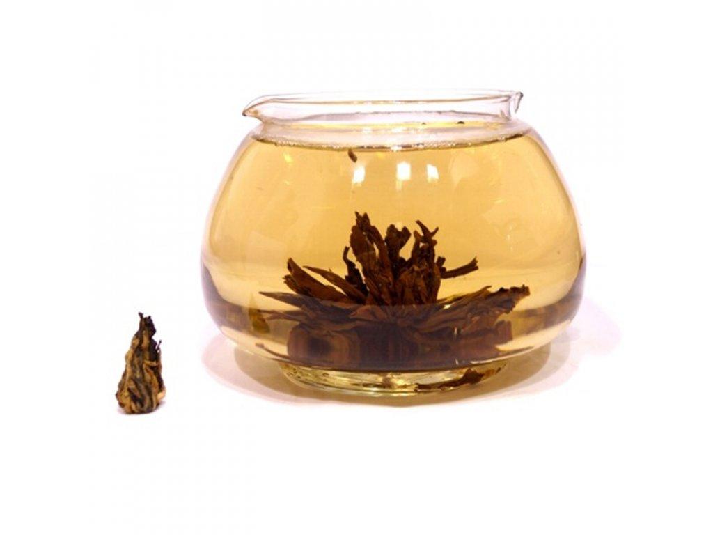 Kvetoucí čaj Dian Hong