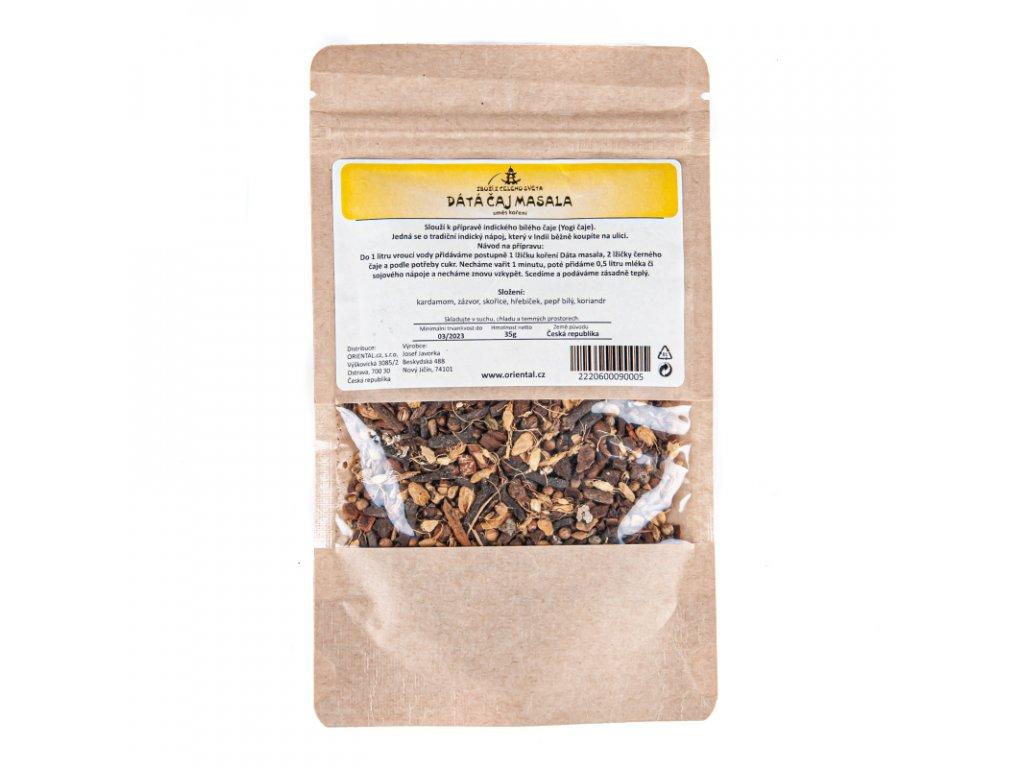 Koření - Dáta čaj Masala 35 g