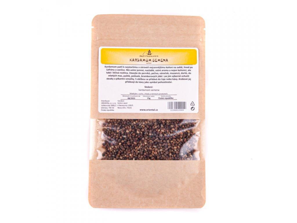 Koření - Kardamom semena 15 g