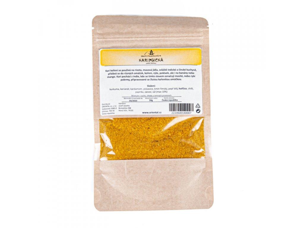 Koření - Kari Indické 50 g