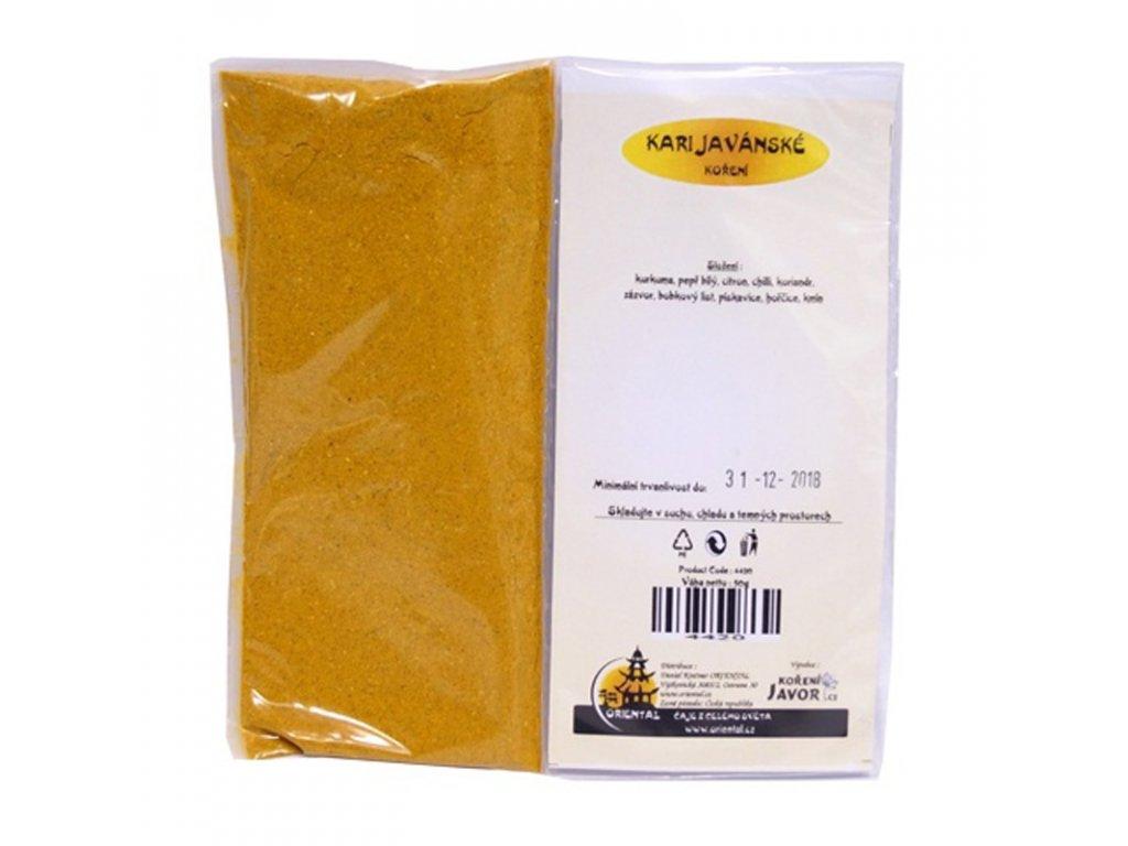 Koření - Kari Javánské 50 g