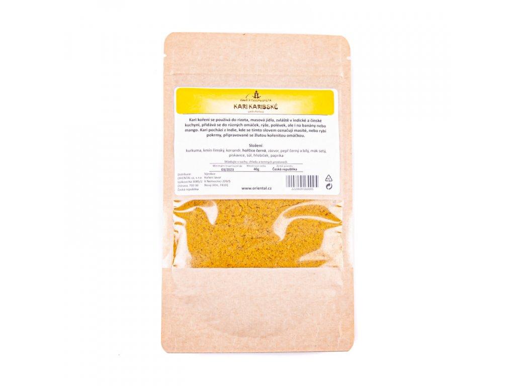 Koření - Kari Karibské 50 g