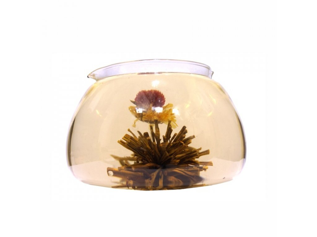 Kvetoucí čaj Fireball Cha