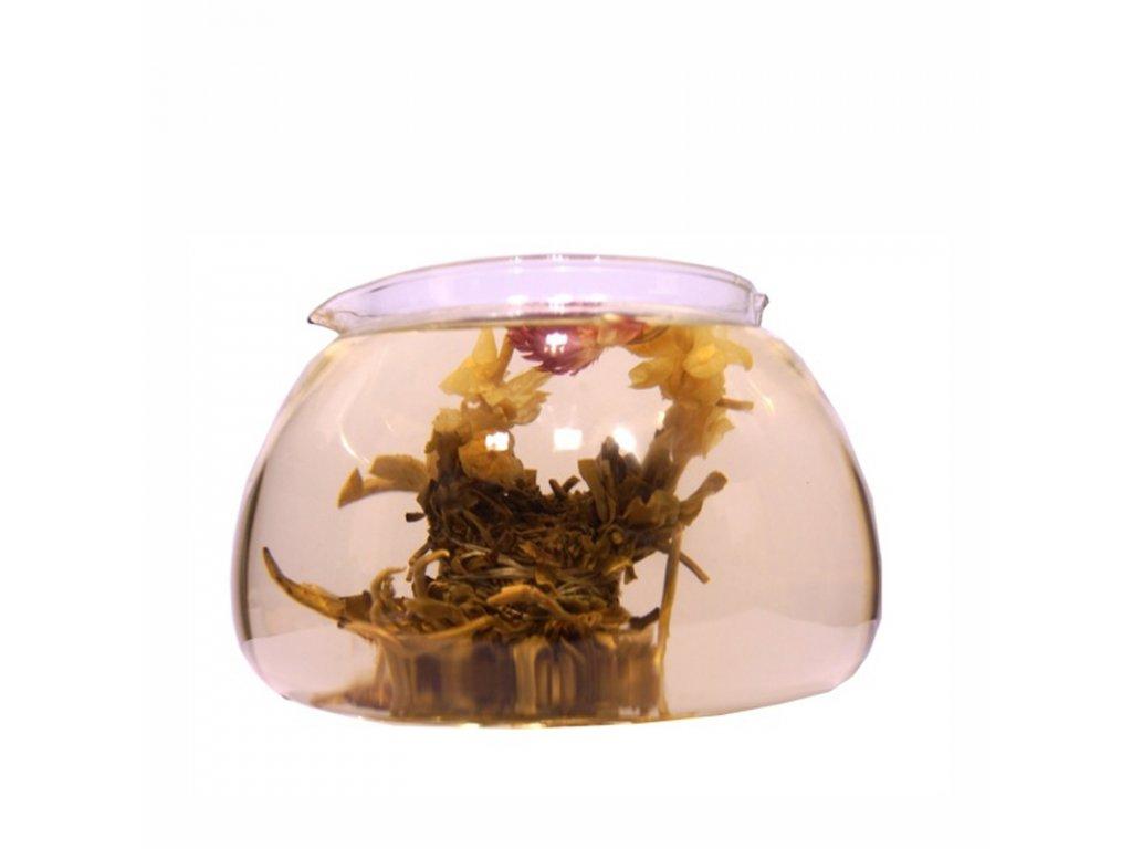 Kvetoucí čaj Jin Juan Bao