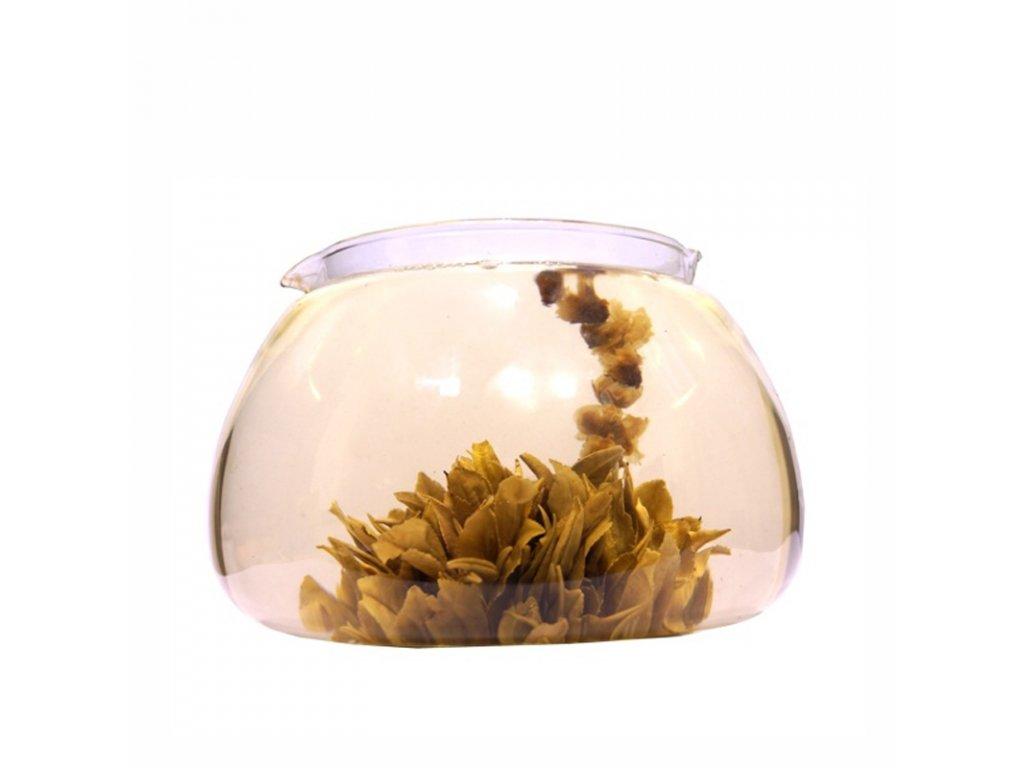 Kvetoucí čaj Zhu Mei Xue Luan