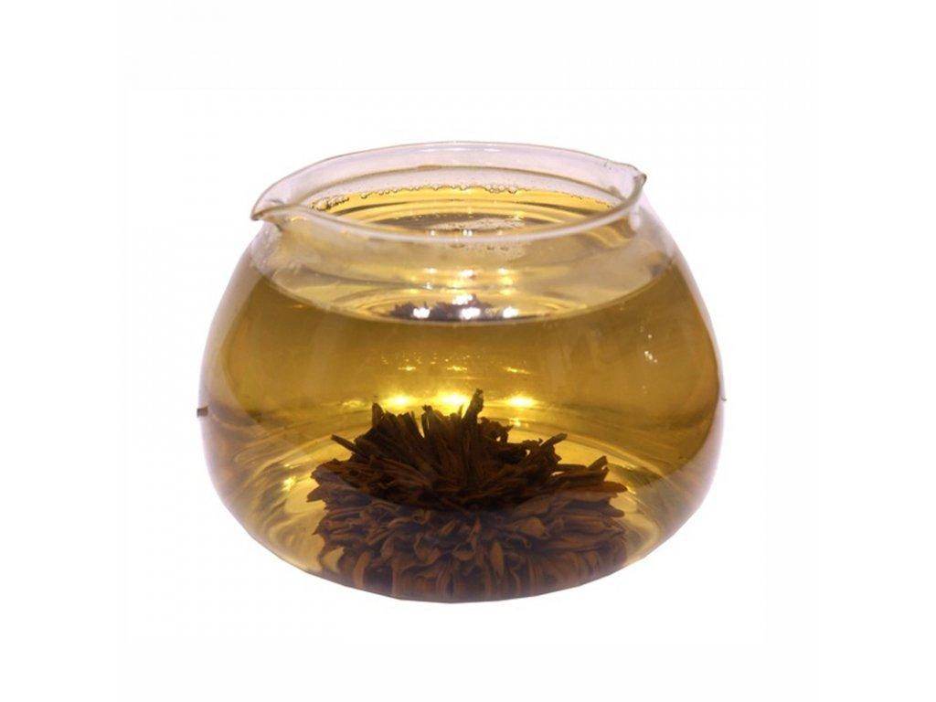 Vázaný čaj Black Mu Dan