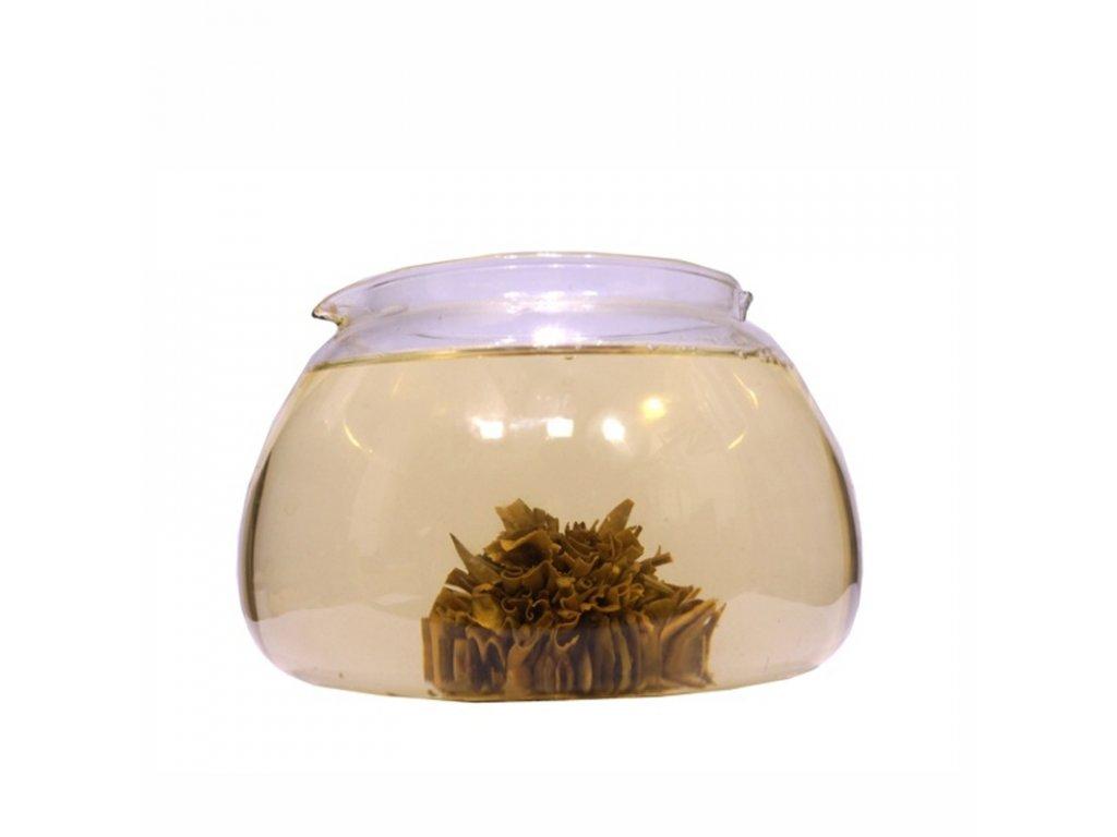 Vázaný čaj White Mu Dan