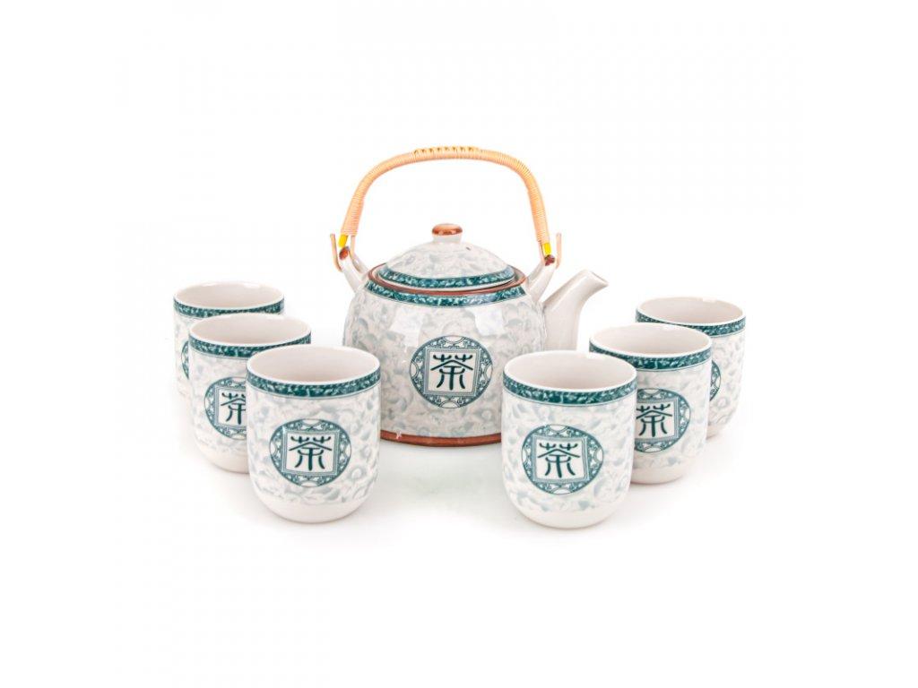 Čajová souprava Honghe