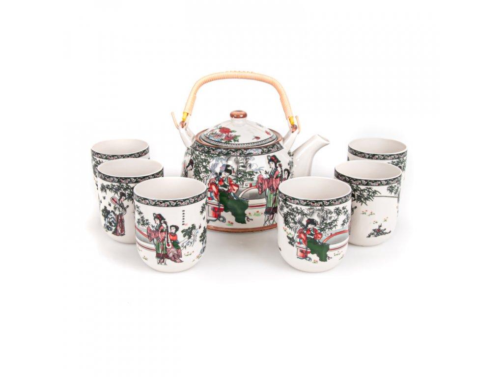Čajová souprava Jü Si