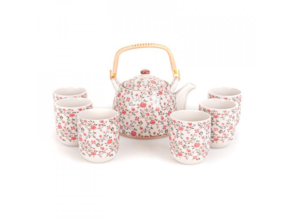 Čajová souprava Pao Shan