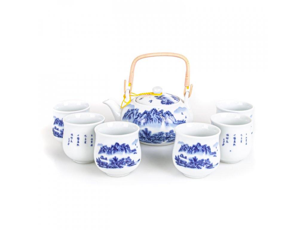 Čajová souprava Lang Shan