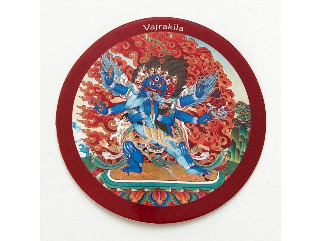 Samolepka Tibet - Vajrakila