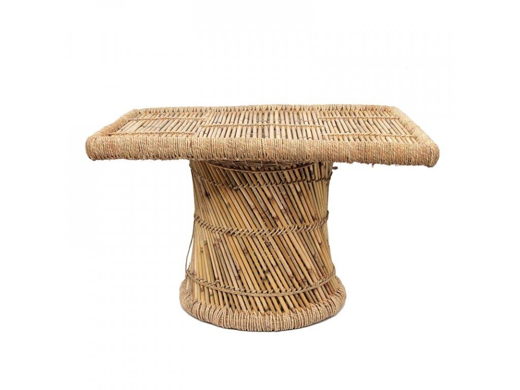 Murra - stůl V hranatý