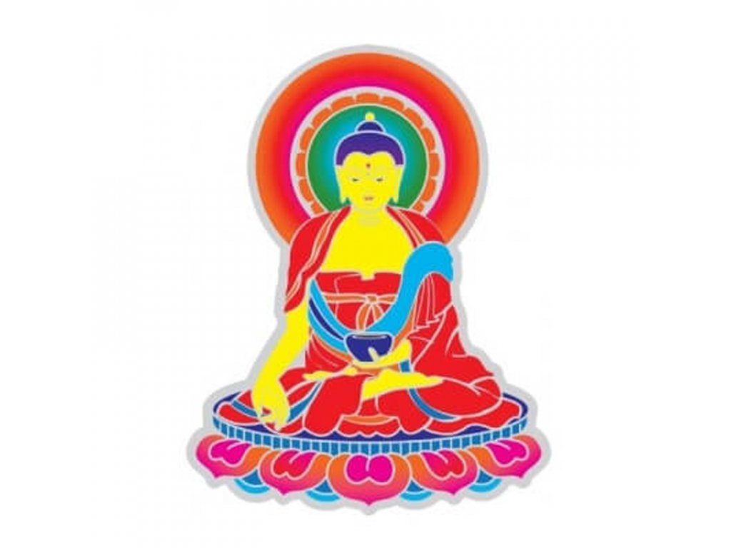 Spiritual Suncatcher Buddha