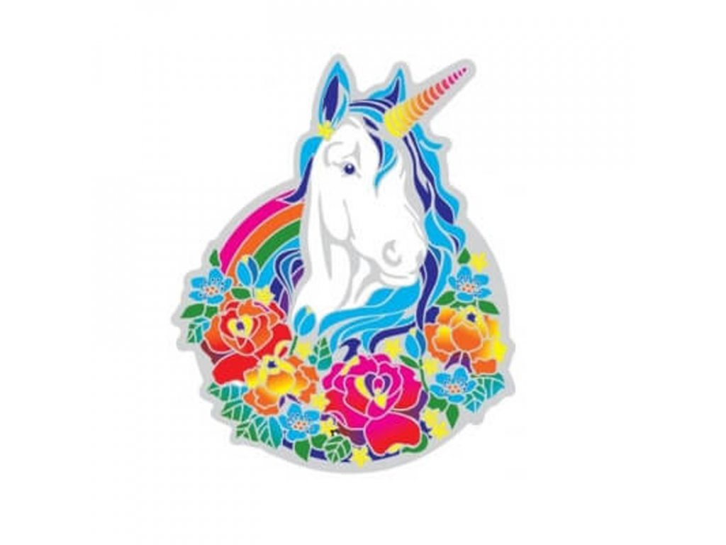 Spiritual Suncatcher Magic Unicorn