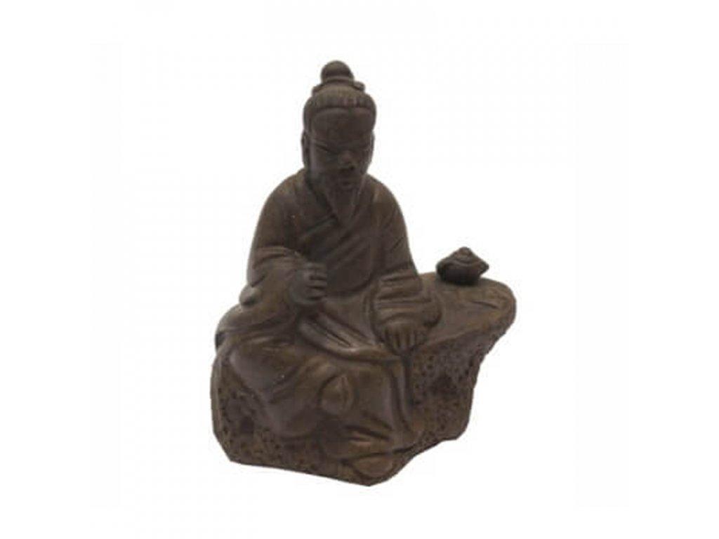 Čajový duch Lu Yu 10 cm