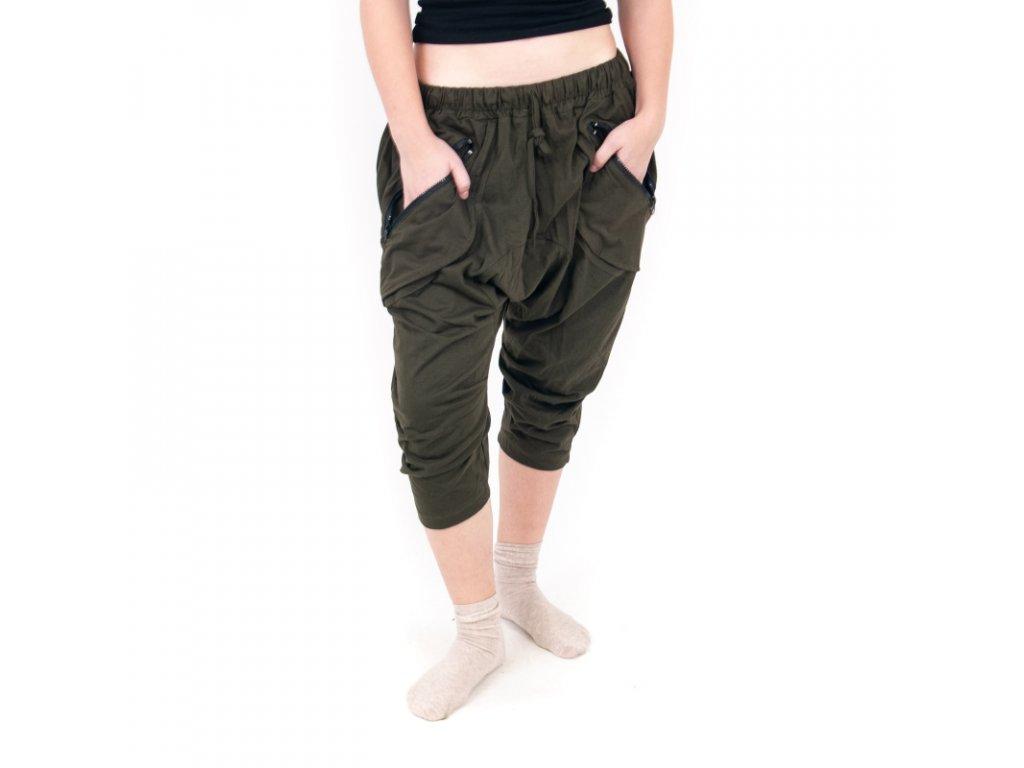 Kalhoty krátké Modern Uner M/L khaki