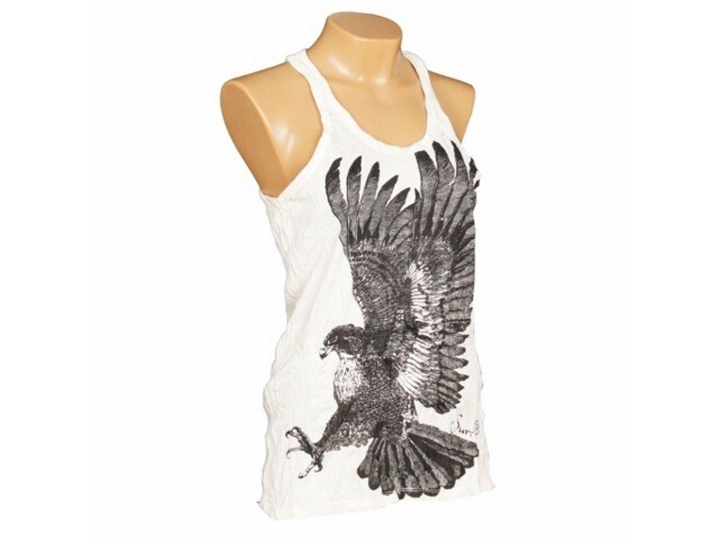 Tílko dámské SURE Eagle S bílá