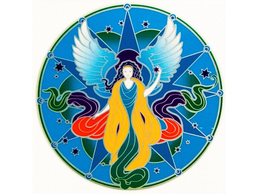 Mandala Sunseal V Guardian Angel