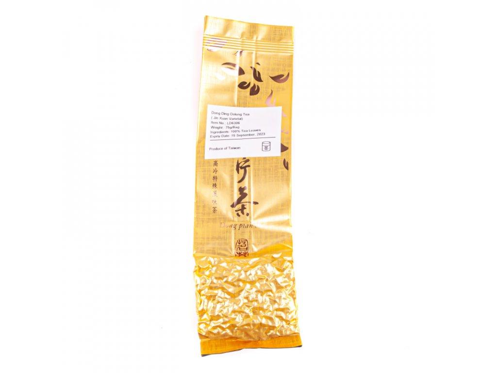 Taiwanský polozelený čaj Formosa Dong Ding Oolong 75 g