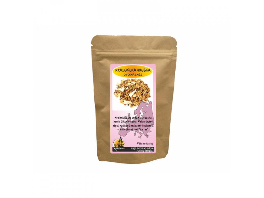 Ovocný čaj Královská hruška 50 g