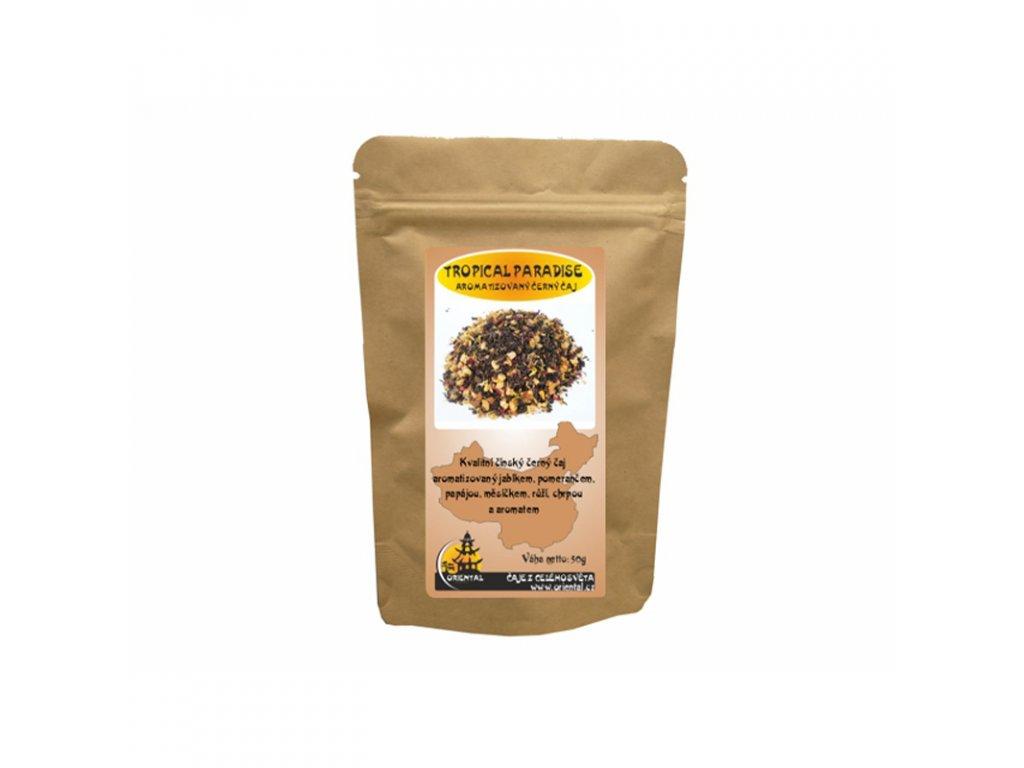 Čaj aromatizovaný Tropical Paradise 50 g