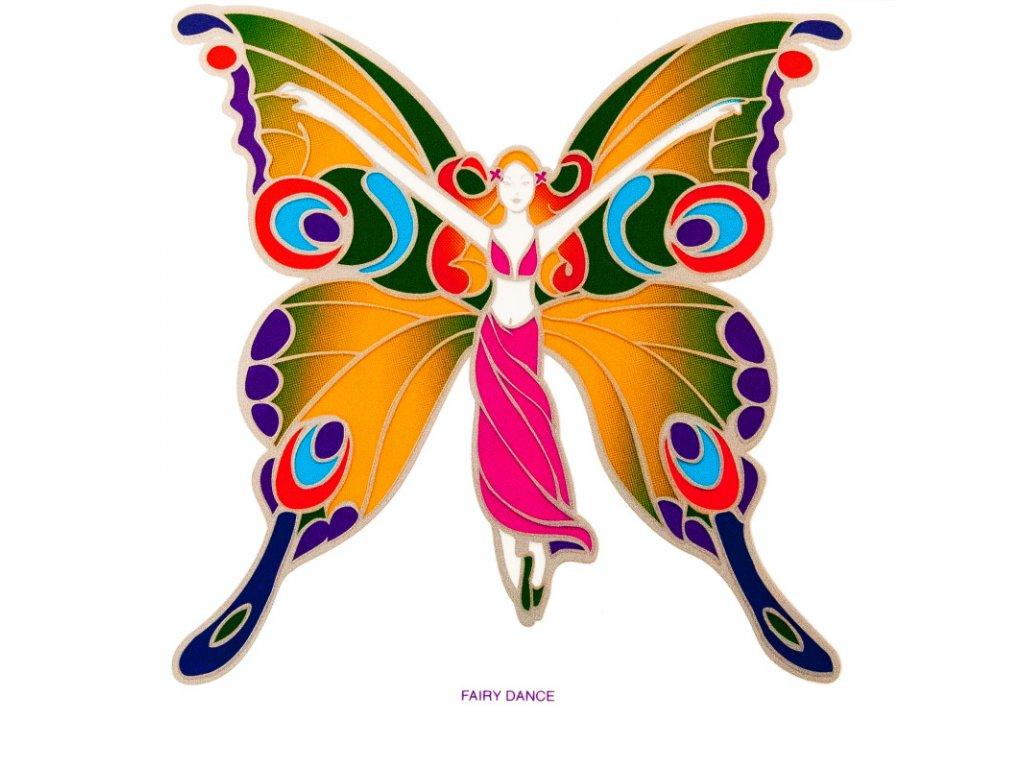 Mandala Sunseal V Fairy Dance