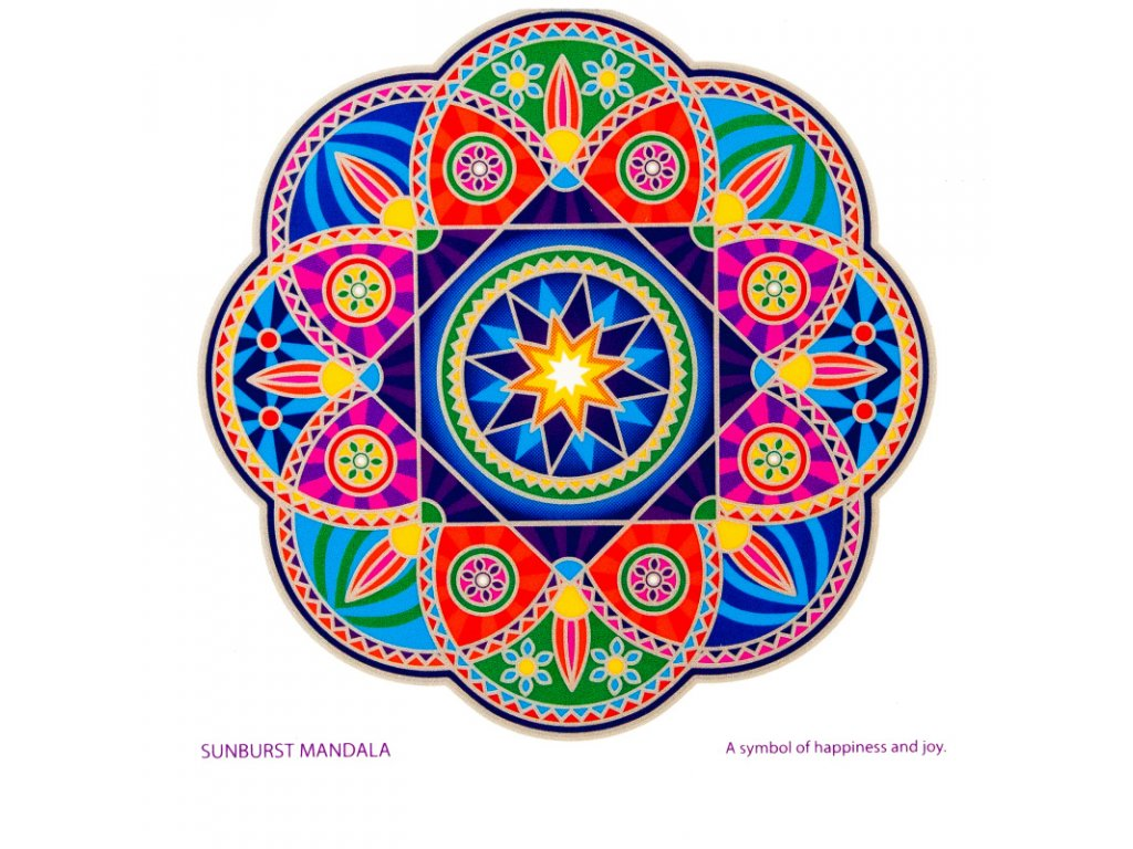 Mandala Sunseal V Sunburst